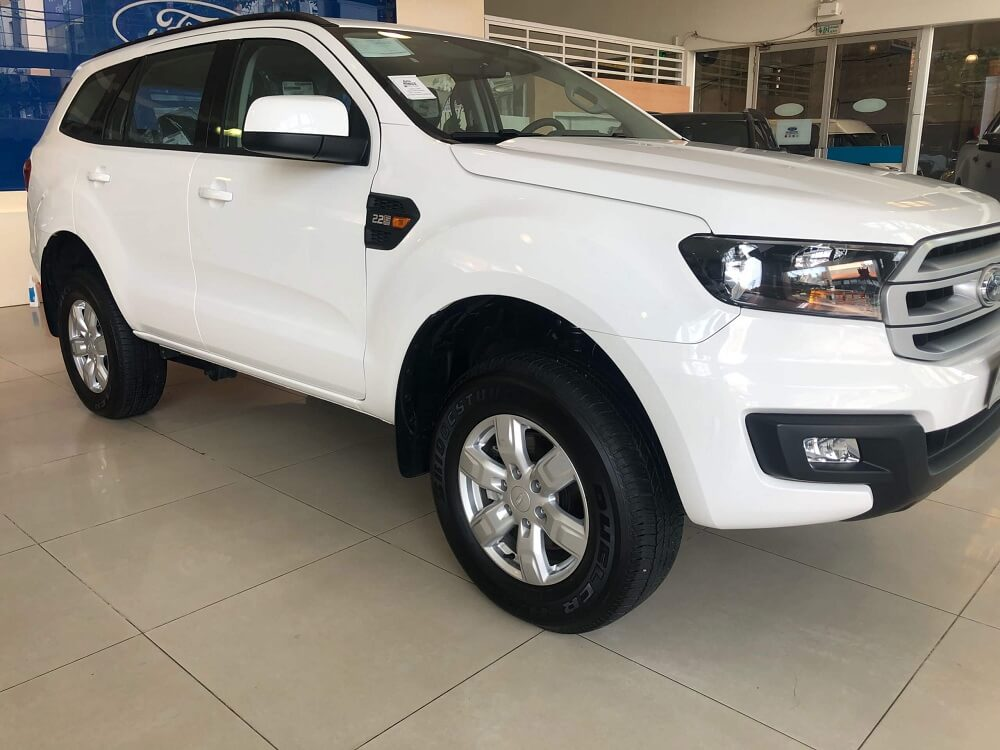 Ford Everest Embiente